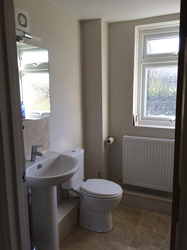 bathroom after rennovation