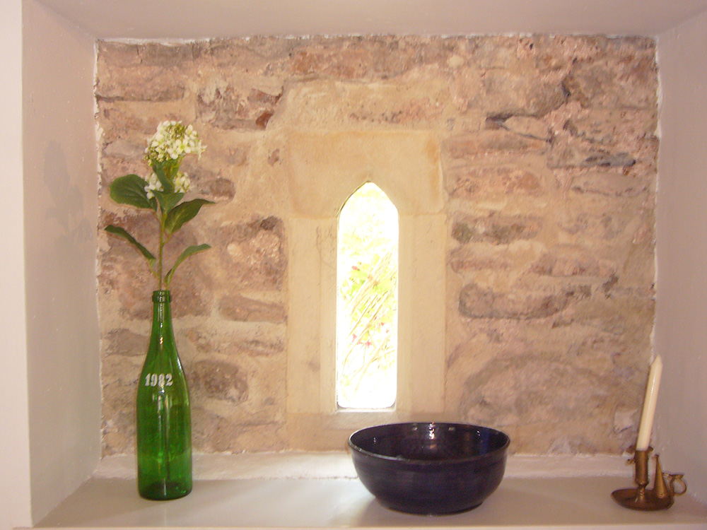 restored window wells